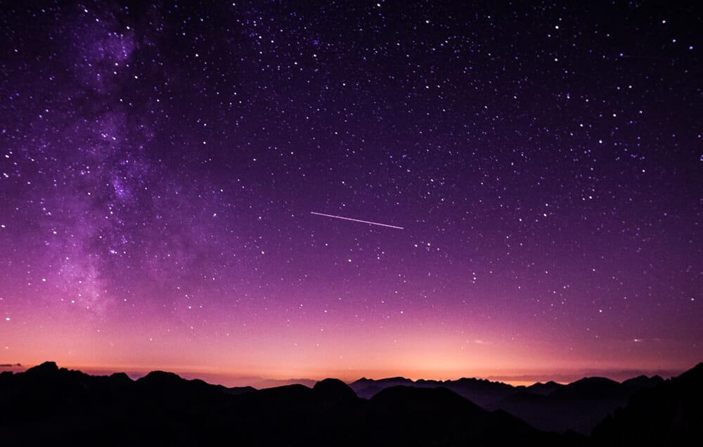 星に願えば