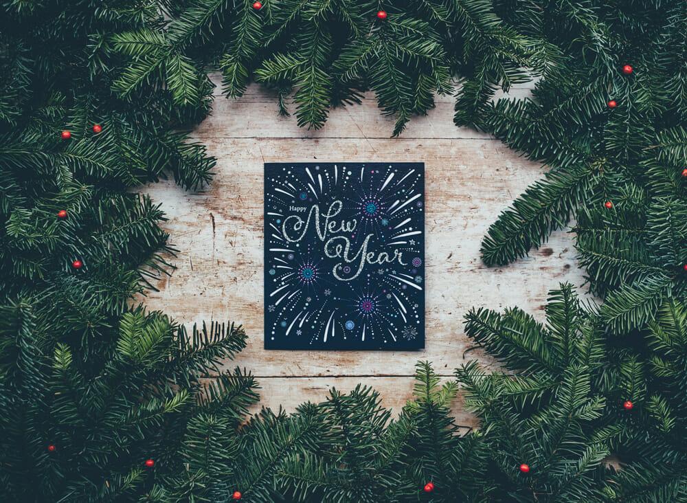 新年を、君と共に